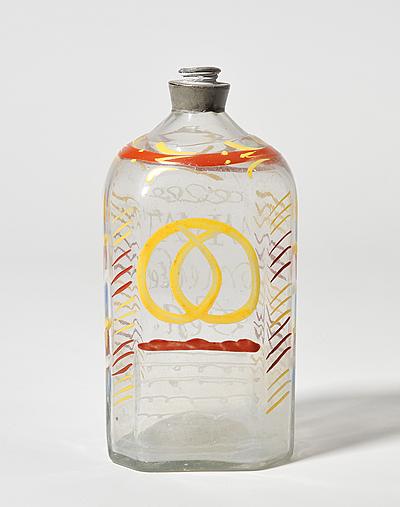 Schuler Auktionen AG - Kleine Schnapsflasche