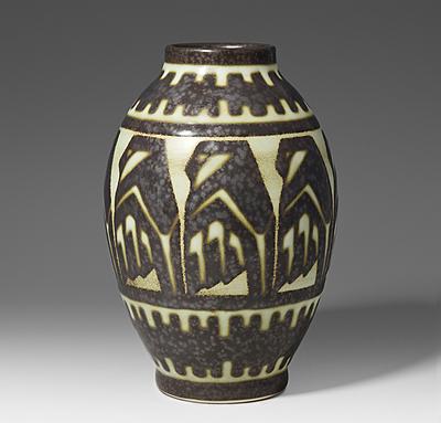 Schuler Auktionen AG - Vase, Charles Catteau