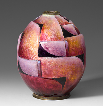 Schuler Auktionen AG - Vase, Camille Fauré, Limoges