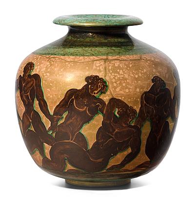 Schuler Auktionen AG - Vase, Jean Mayodon