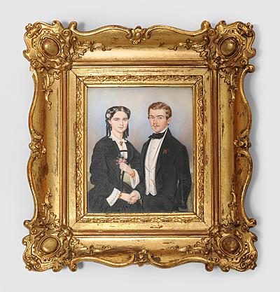 Schuler Auktionen AG - Porträt eines Paares
