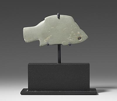 Schuler Auktionen AG - Fischförmige Schminkpalette