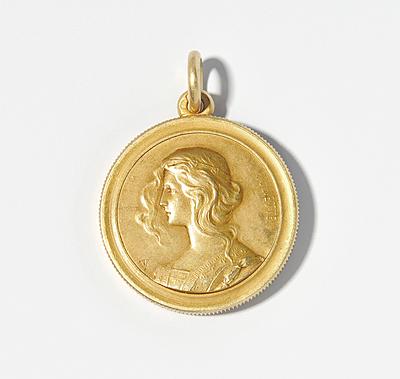 Schuler Auktionen AG - Medaille-Anhänger