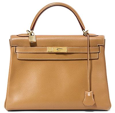 """Schuler Auktionen AG - Hermès, """"Kelly"""" Handtasche"""