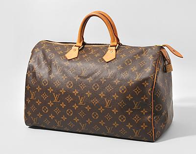 """Schuler Auktionen AG - Louis Vuitton, Handtasche """"Speedy 40"""""""