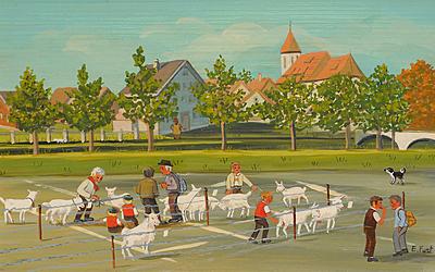 Schuler Auktionen AG - Fust, Elisabeth