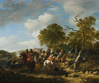 Schuler Auktionen AG - Wouwerman, Pieter