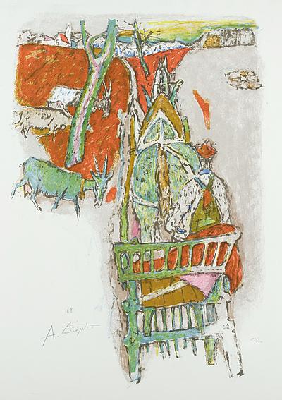 Schuler Auktionen AG - Carigiet, Alois