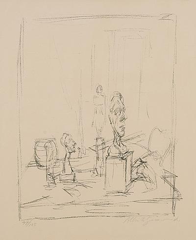 Schuler Auktionen AG - Giacometti, Alberto