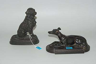 Schuler Auktionen AG - Lot: 2 Tierfiguren