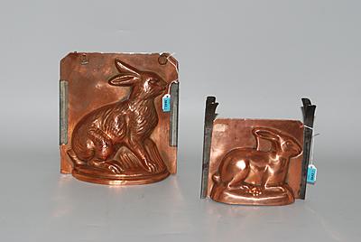 Schuler Auktionen AG - Lot: 2 Schokoladenformen