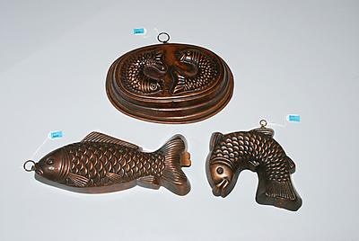 Schuler Auktionen AG - Lot: 3 Fischformen
