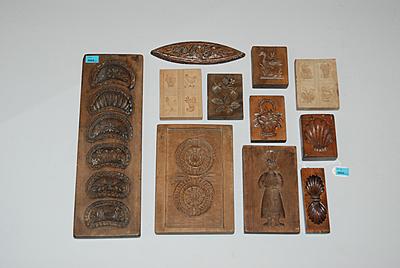 Schuler Auktionen AG - Lot: 11 Holzmodel