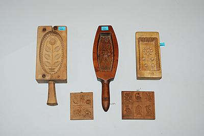 Schuler Auktionen AG - Lot: 3 Buttermodel