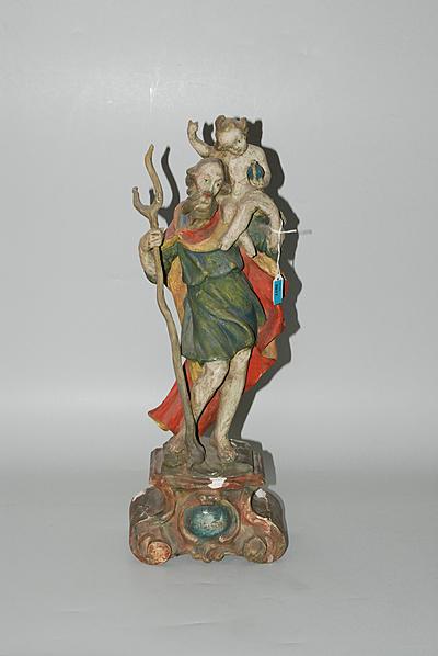 Schuler Auktionen AG - Kleine Heiligenfigur