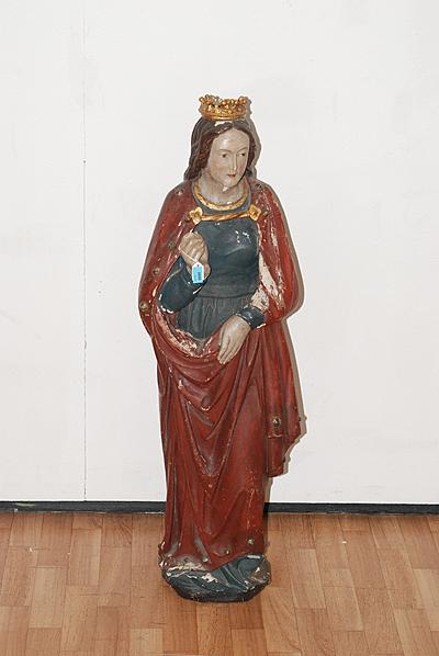 Schuler Auktionen AG - Heiligenfigur