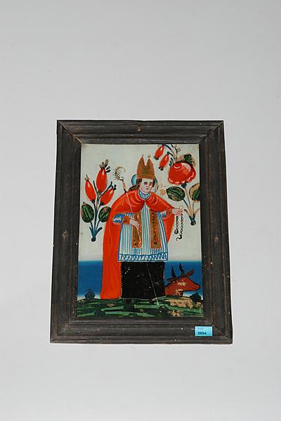 Schuler Auktionen AG - Hinterglasbild
