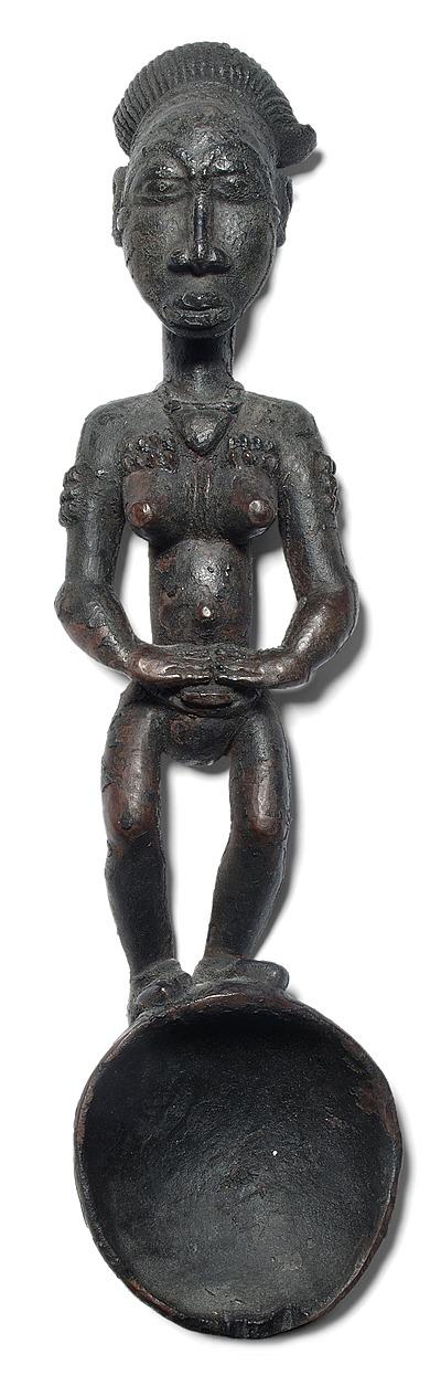 Schuler Auktionen AG - Figuraler Löffel