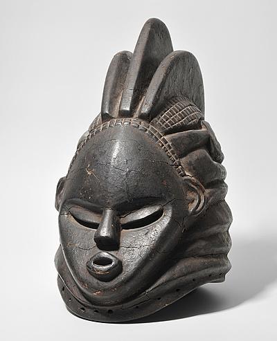 """Schuler Auktionen AG - """"Ndoli jowei""""-Maske"""