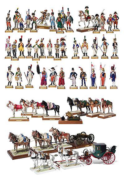 "Schuler Auktionen AG - Sammlung ""Soldats en Porcelaine Empire"""