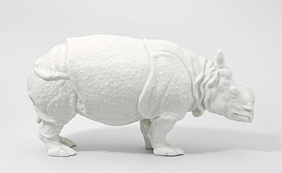 Schuler Auktionen AG - Rhinozeros Clara, Nymphenburg