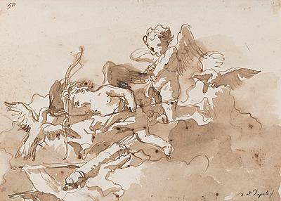 Schuler Auktionen AG - Tiepolo, Giovanni Domenico