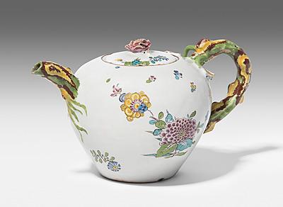 Schuler Auktionen AG - Teekännchen, Höchst