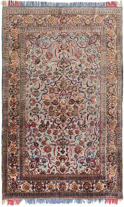 Schuler Auktionen AG - Kashan-Suf-Seide
