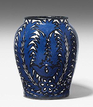 Schuler Auktionen AG - Vase, Max Laeuger