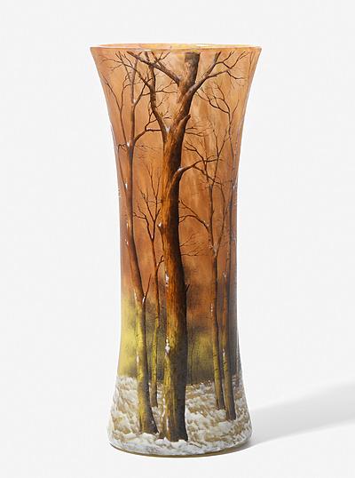 Schuler Auktionen AG - Vase, Daum