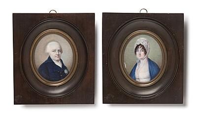 Schuler Auktionen AG - Damen- und Herrenporträt