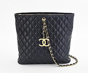 Schuler Auktionen AG - Chanel, grosse Handtasche