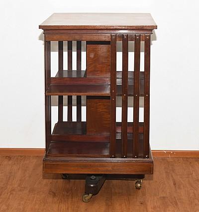 Schuler Auktionen AG - Revolving Bookcase