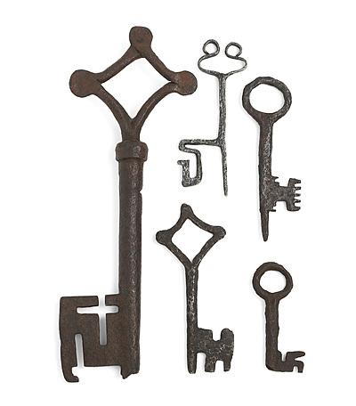 Schuler Auktionen AG - Lot: 5 Schlüssel