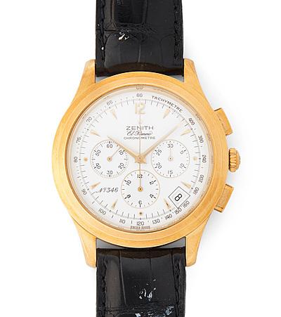 Schuler Auktionen AG - Zenith El Primero Chronometer Limited Edition Collection 125J
