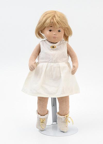 Schuler Auktionen AG - Sasha Morgenthaler-Babypuppe