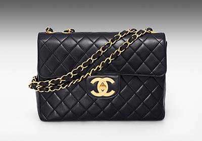 "Schuler Auktionen AG - Chanel, grosse Tasche ""Timeless"""