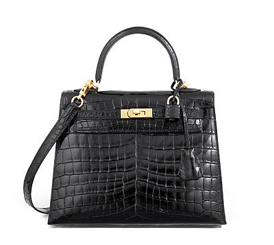 """Schuler Auktionen AG - Hermès, Handtasche """"Kelly"""" 25"""