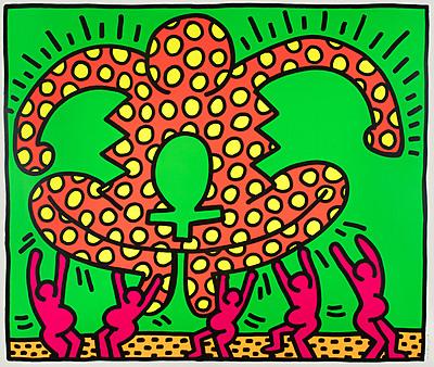 Schuler Auktionen AG - Haring, Keith