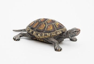 Schuler Auktionen AG - Tierfigur: Schildkröte