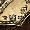 Schuler Auktionen AG - Hl. Nikolaus mit vergoldetem Silberoklad