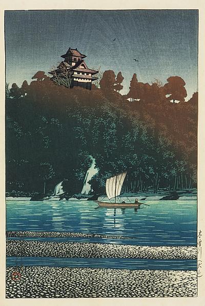 Schuler Auktionen AG - Kawase Hasui (1883 Tokyo–1957)