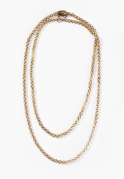 Schuler Auktionen AG - Halskette