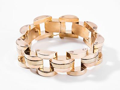 Schuler Auktionen AG - Tricolor-Bracelet