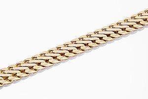 Schuler Auktionen AG - Gelbgold-Armkette