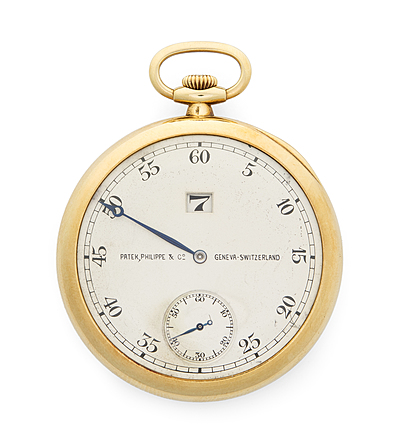 Schuler Auktionen AG - Patek Philippe Made for Cowell & Hubbard Co.