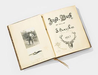 Schuler Auktionen AG - Jagdbuch