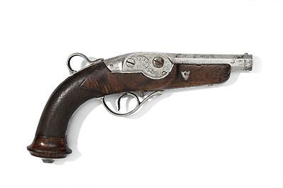Schuler Auktionen AG - Hinterlader-Pistole