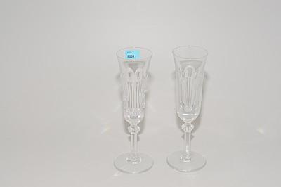 Schuler Auktionen AG - 6 Champagnerflöten