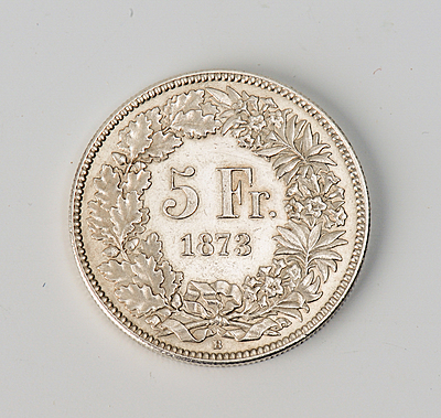 Schuler Auktionen AG - 5 Franken